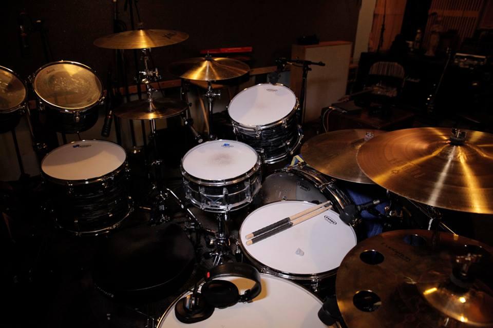 Cloning the Universe 2018 - Scott Reeder Drums